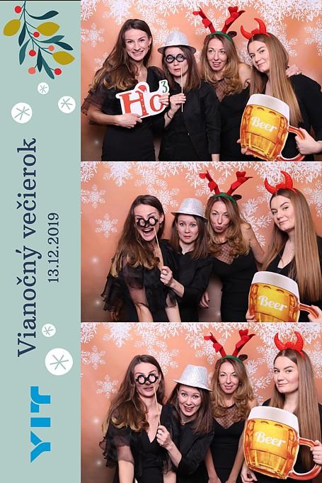 Vianočný večierok - YIT