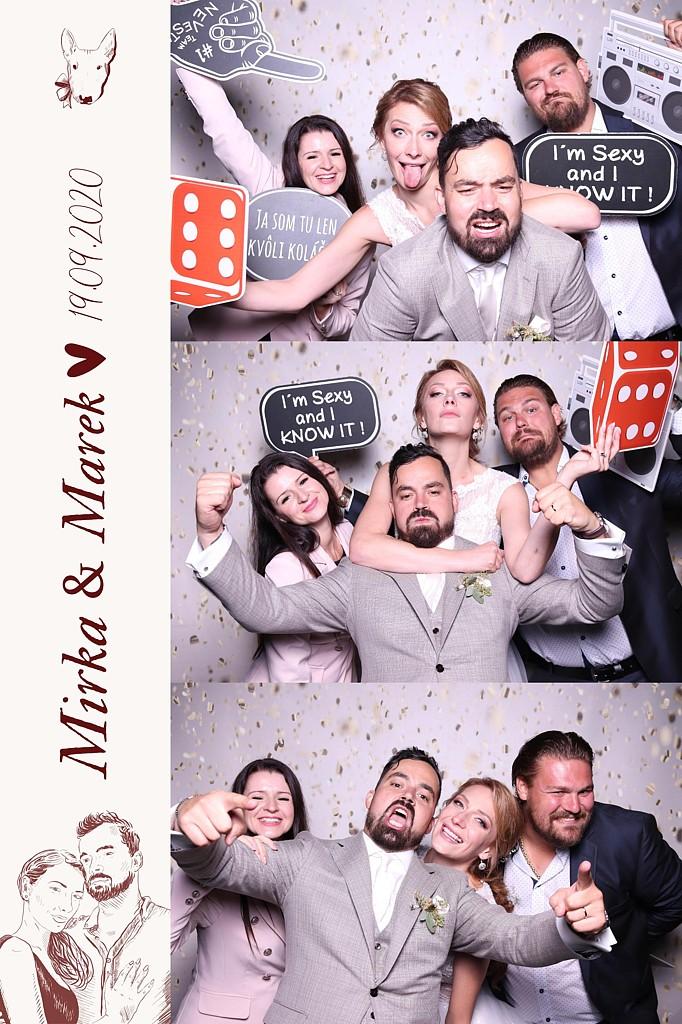 svadba Mirka & Marek