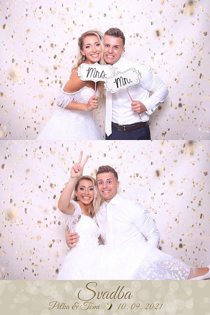 Svadba Peťka & Tomi