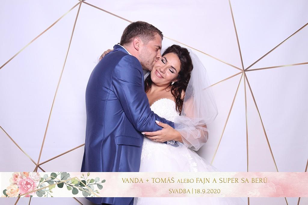 Svadba Vanda + Tomáš