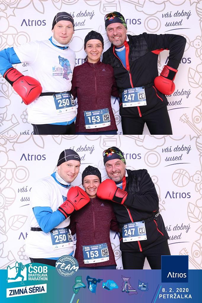 ČSOB Bratislava maratón - zimná séria