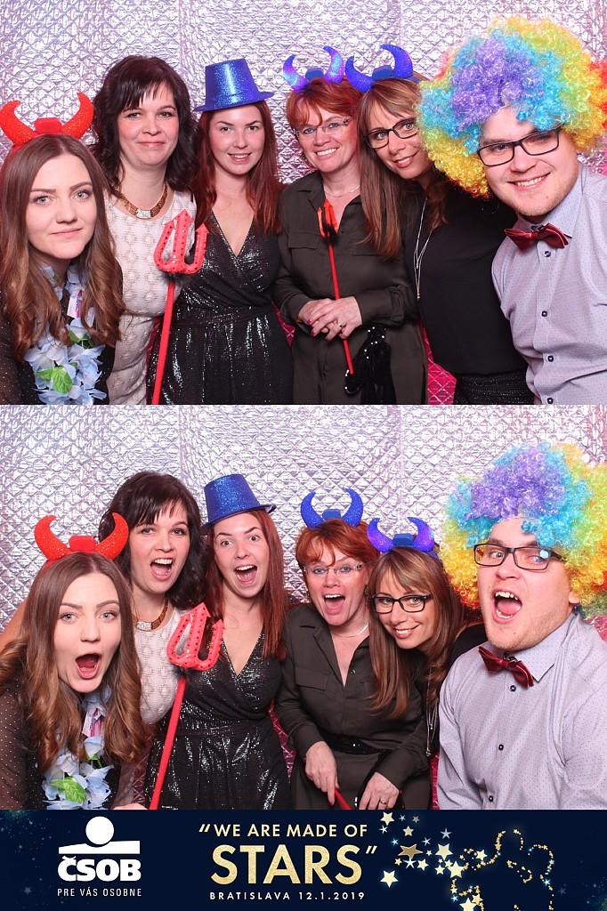 funface fotobox večierok