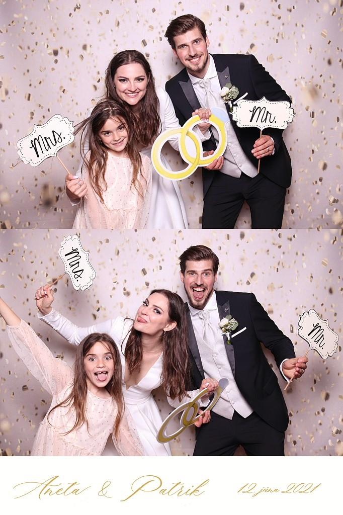 svadba Aneta & Patrik