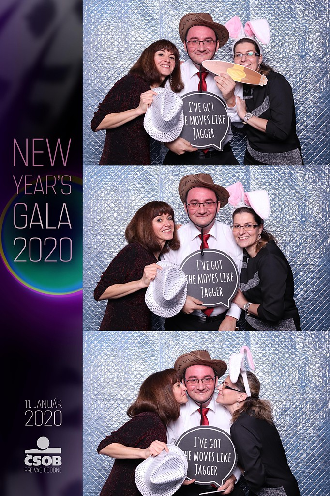 New Year's Gala 2020 - stage 2