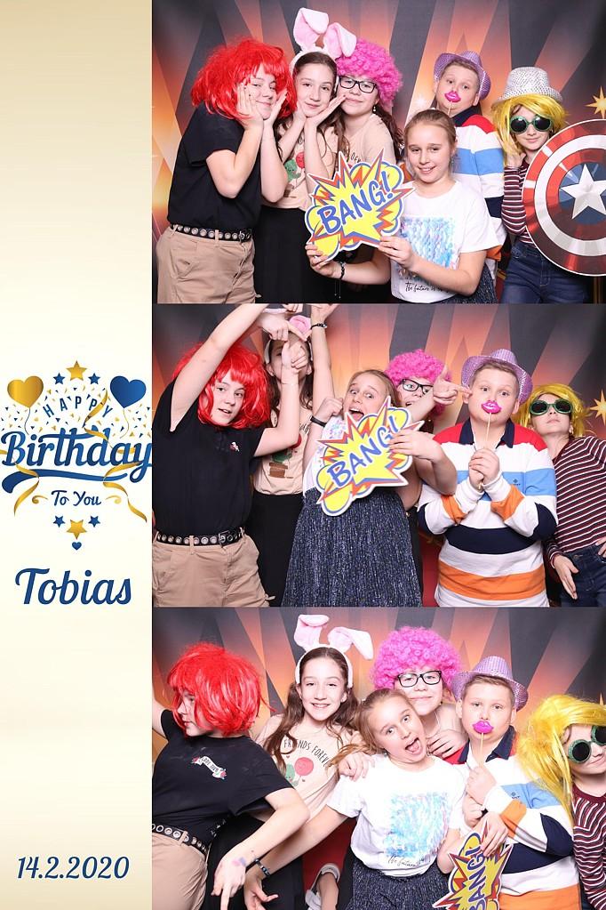 Happy B-day Tobias