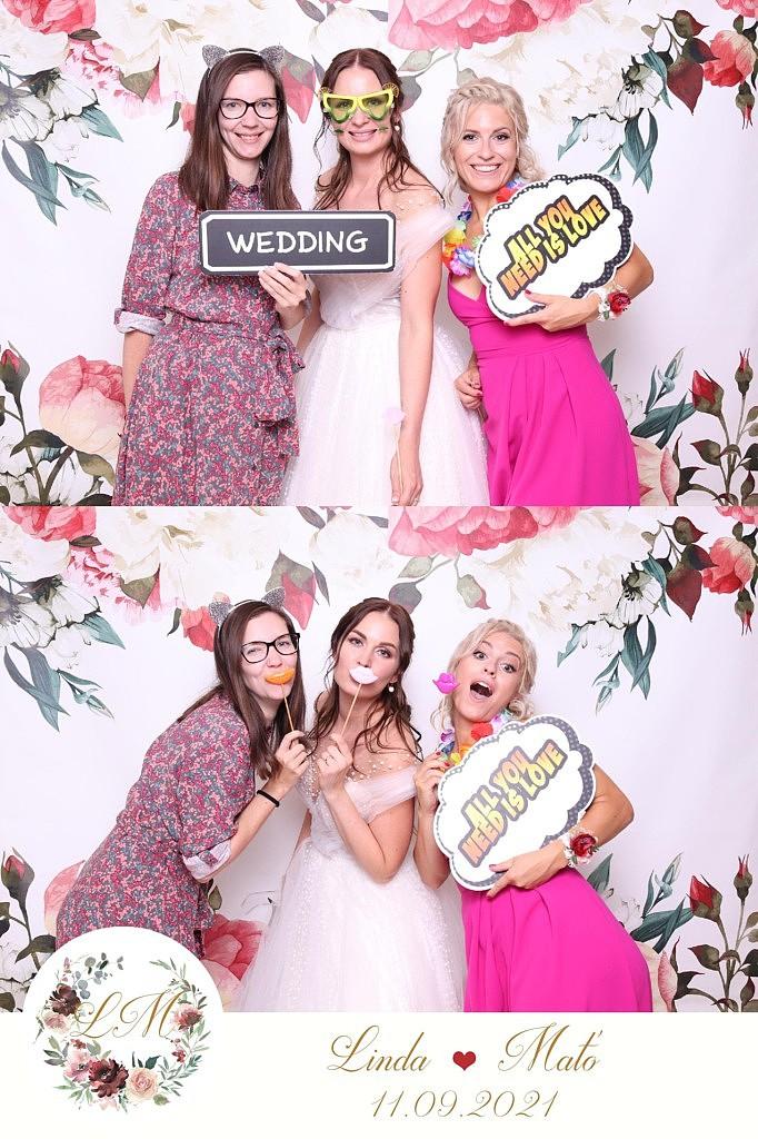 svadba Linda & Maťo