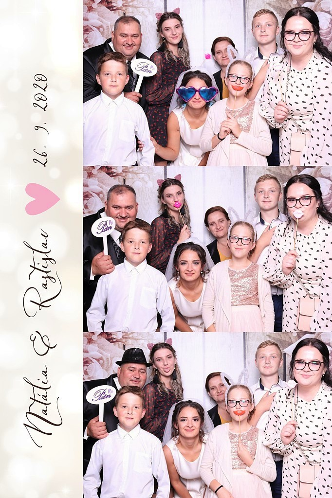 svadba Natália & Rastislav