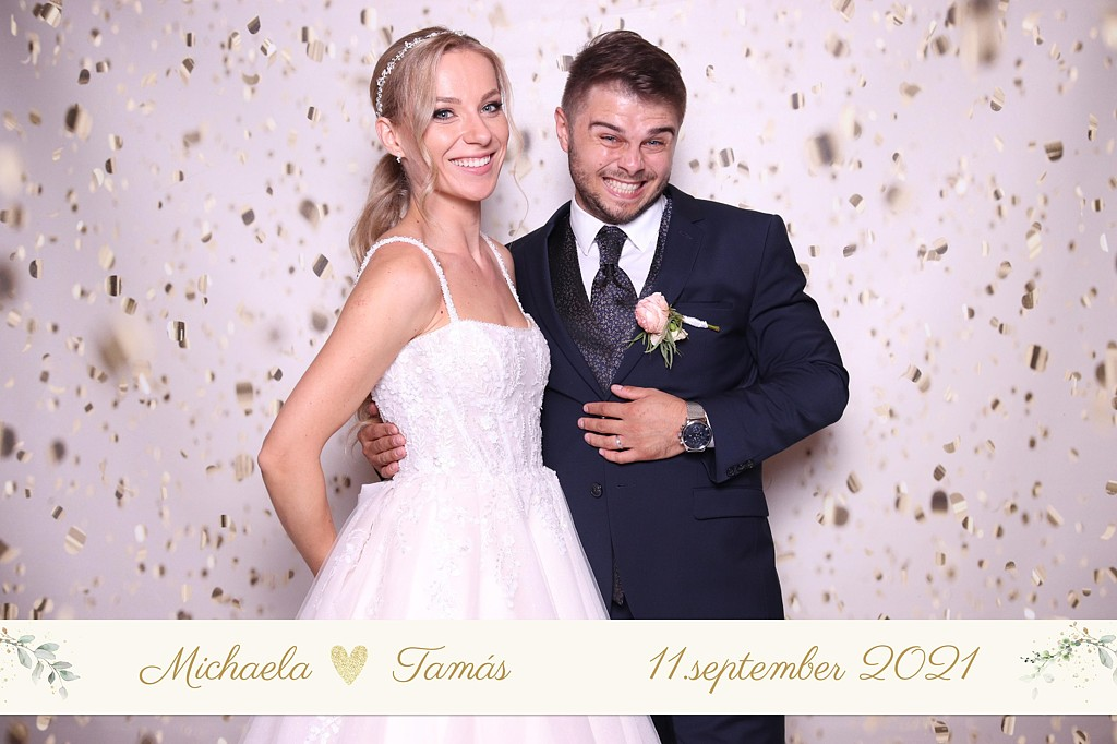 svadba Michaela & Tamás