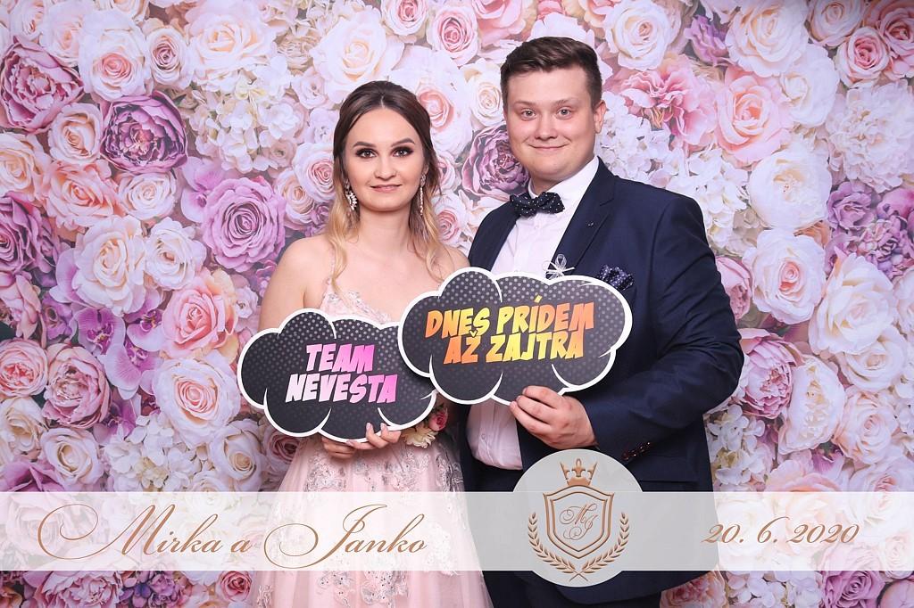 svadba Mirka a Janko
