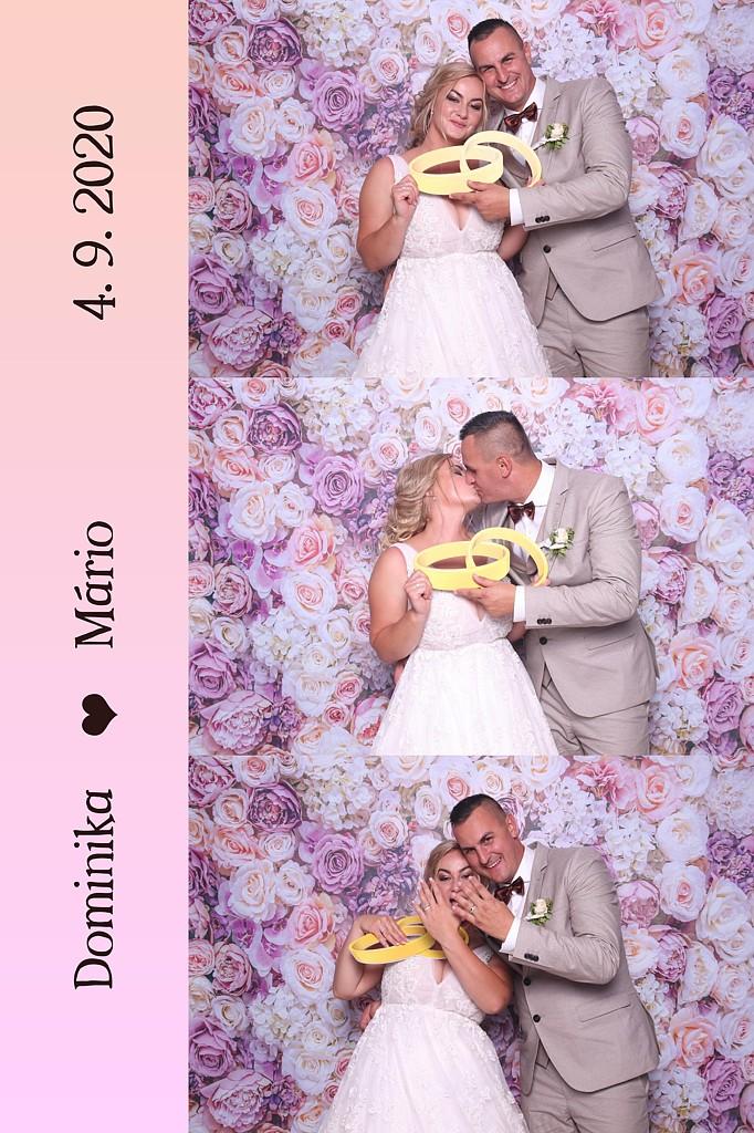 svadba Dominika & Mário