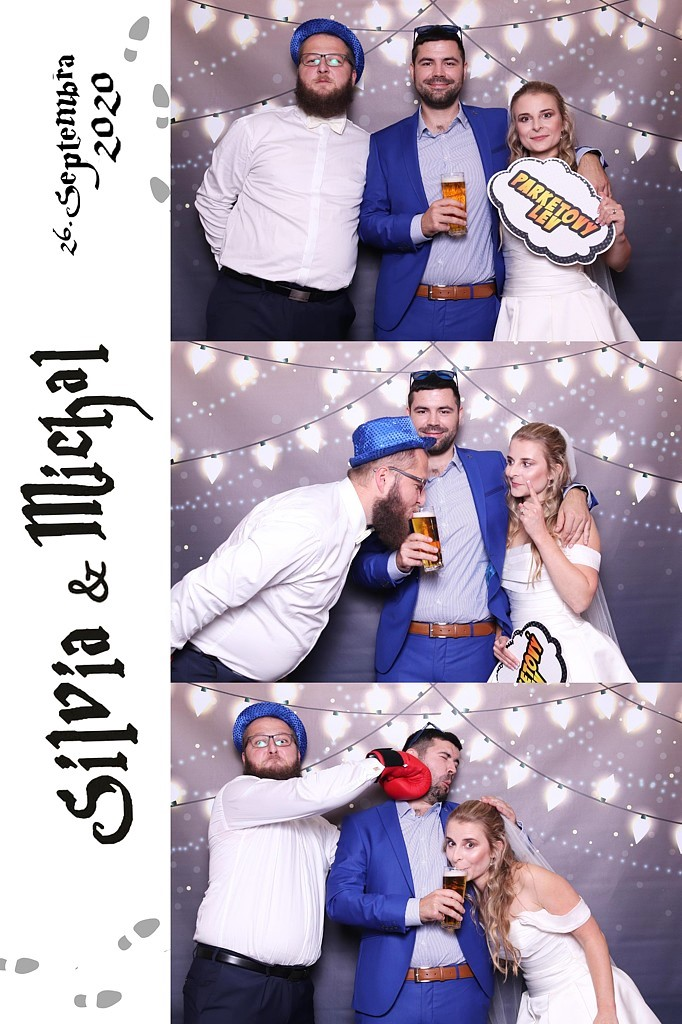 svadba Silvia a Michal