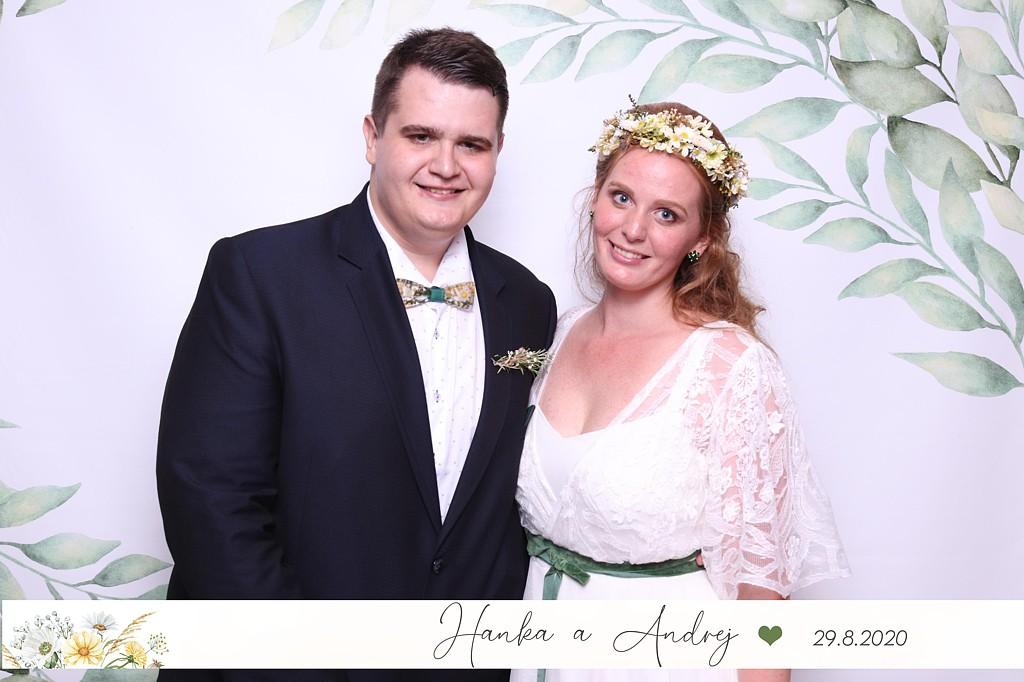 svadba Hanka a Andrej