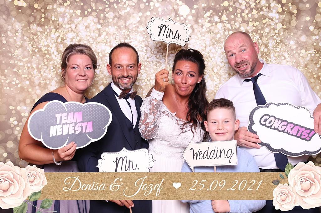 svadba Denisa & Jozef