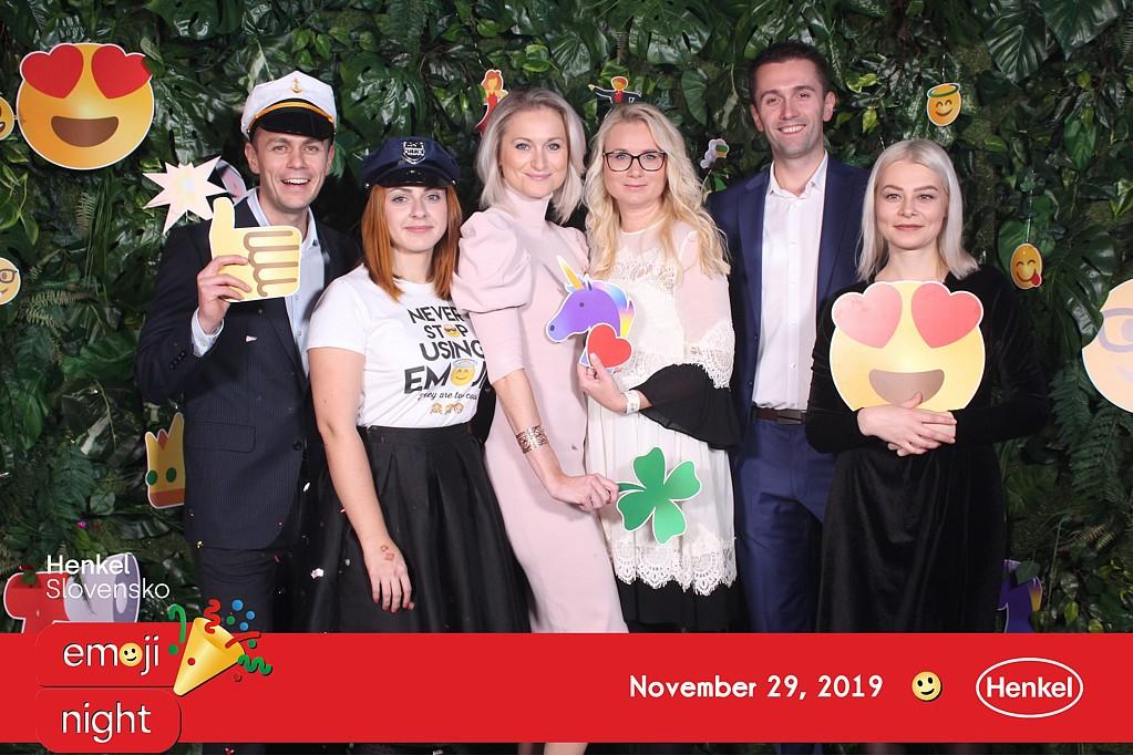Henkel - emoji night 2019 - stage 2