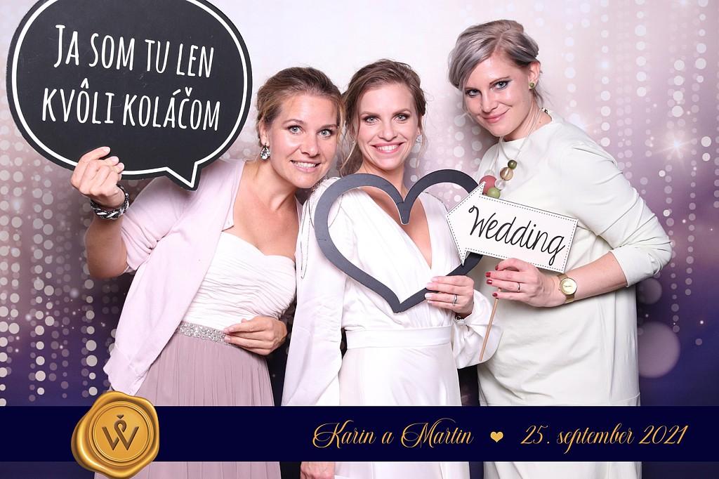 svadba Karin a Martin