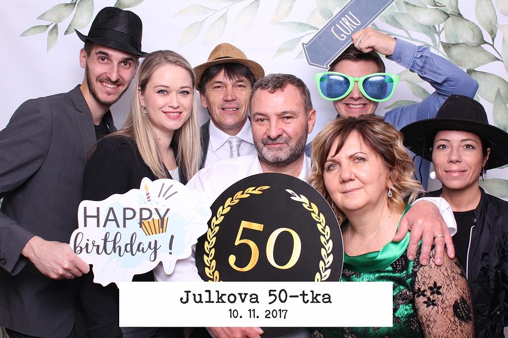 julkova 50-tka