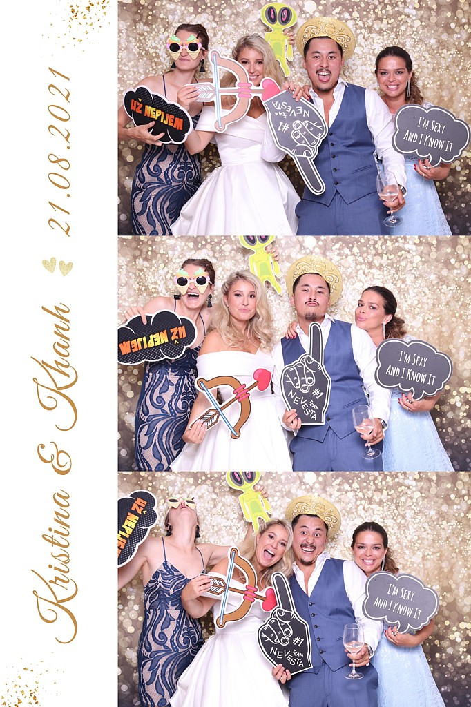 svadba Kristina & Khanh