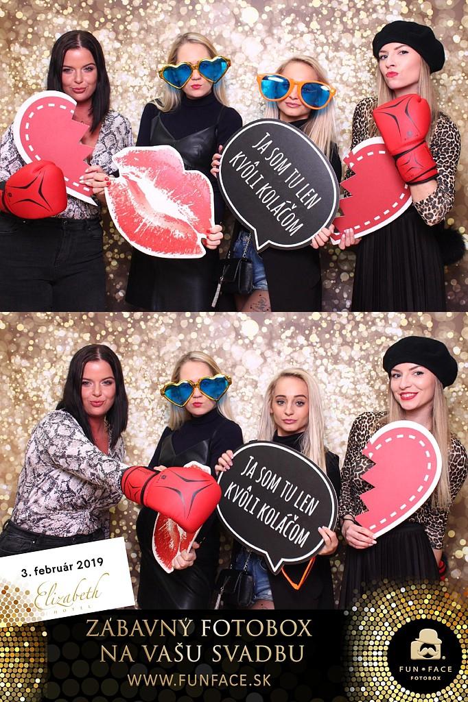funface fotobox svadba výstava