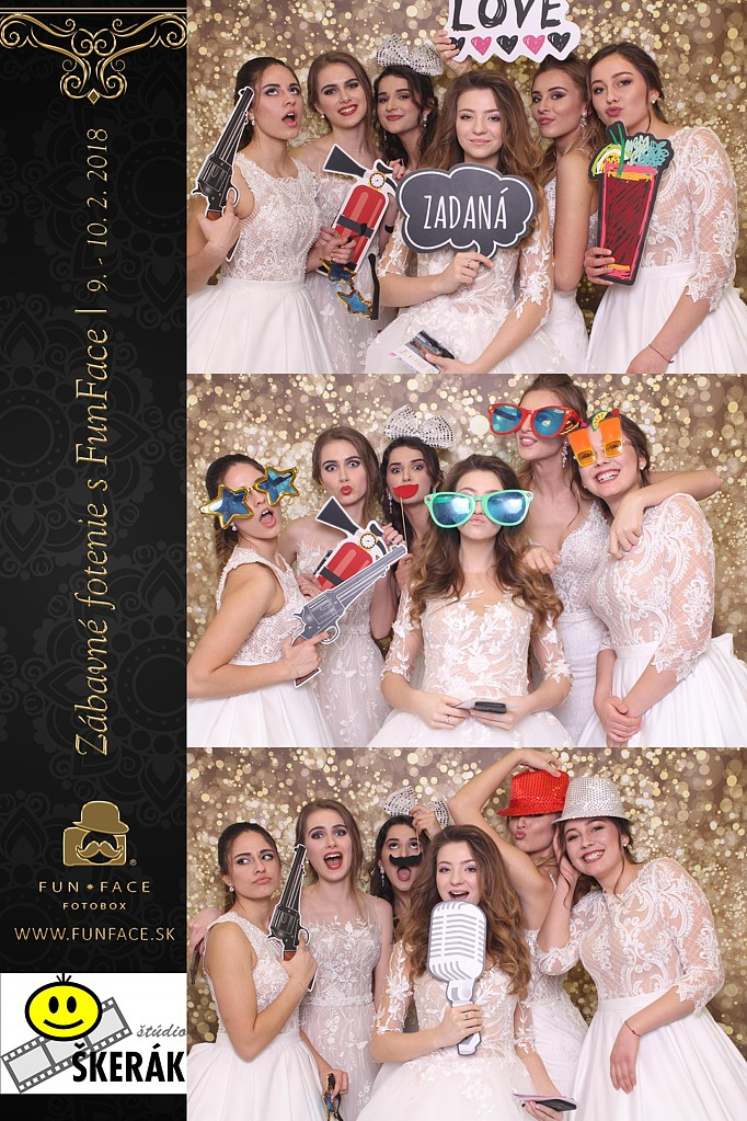 svadboný veľtrh incheba 2018 - 2.deň